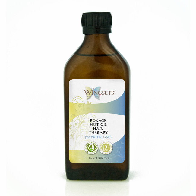 Argan Hot Oil Hair Therapy - organic content