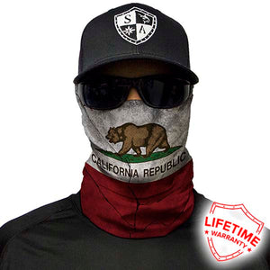 California Face Shield