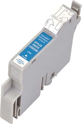 Epson Compatible Photo Cyan Ink Cartridge Epson T034220
