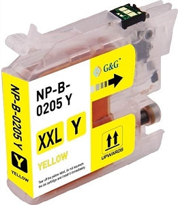 Compatible Brother LC3019Y Yellow Super High-Yield
