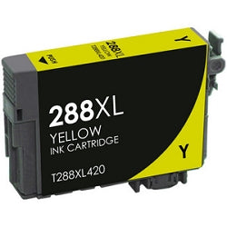 Epson 288XL Yellow Compatible Ink High Yield T288XL420