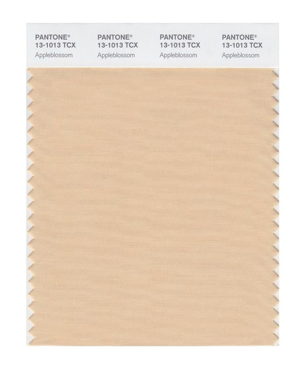 PANTONE SMART swatch 13-1013 TCX Appleblossom
