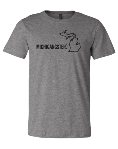 Michigangster Unisex T-Shirt (CLOSEOUT)