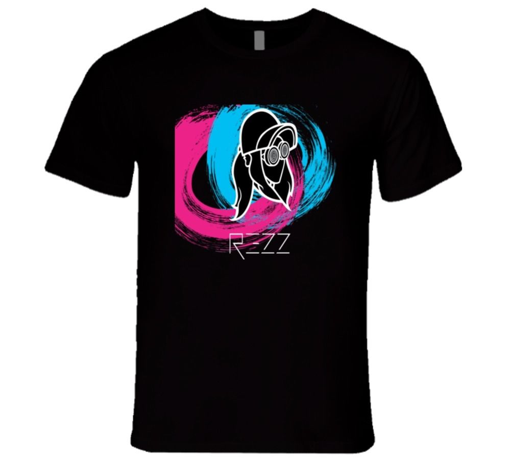REZZ DJ HOT PRODUCER NIAGARA DUBSTEP ELECTRONIC T Shirt