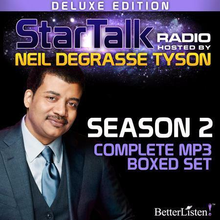 Neil deGrasse Tyson StarTalk Radio