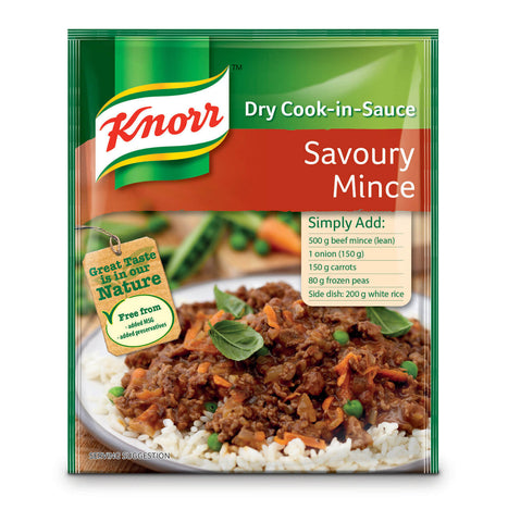 Knorr Savory Mince Mix Packet 48g