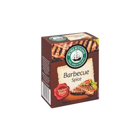 Robertsons BBQ Spice Refill 128g