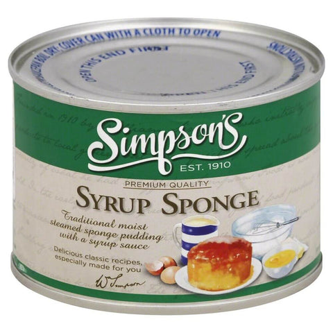 Simpsons Syrup Sponge Pudding 300g