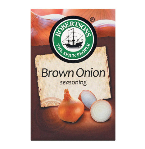 Robertsons Brown Onion Spice Refill Box 80g