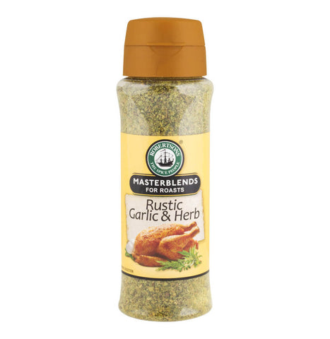 Robertsons (Masterblend for Roasts) Rustic Garlic and Herb Spice 200ml