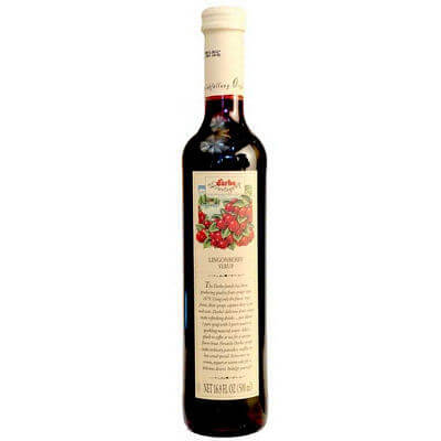 D Arbo Lingonberry Syrup 500ml