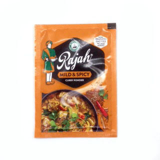 Robertsons Rajah Mild and Spicy Curry Powder Sachet 7g