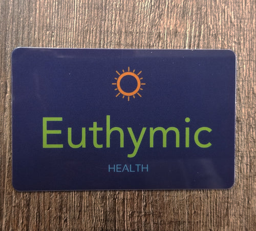 Euthymic Gift Cards (Physical Card)