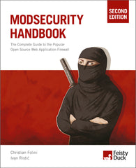 ModSecurity Handbook Second Edition - Digital Upgrade