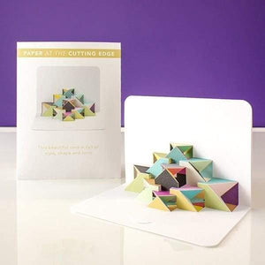 pop up wedding card - stationery. group four