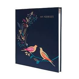 Two Birds Address Book- Sara Miller London - stationery