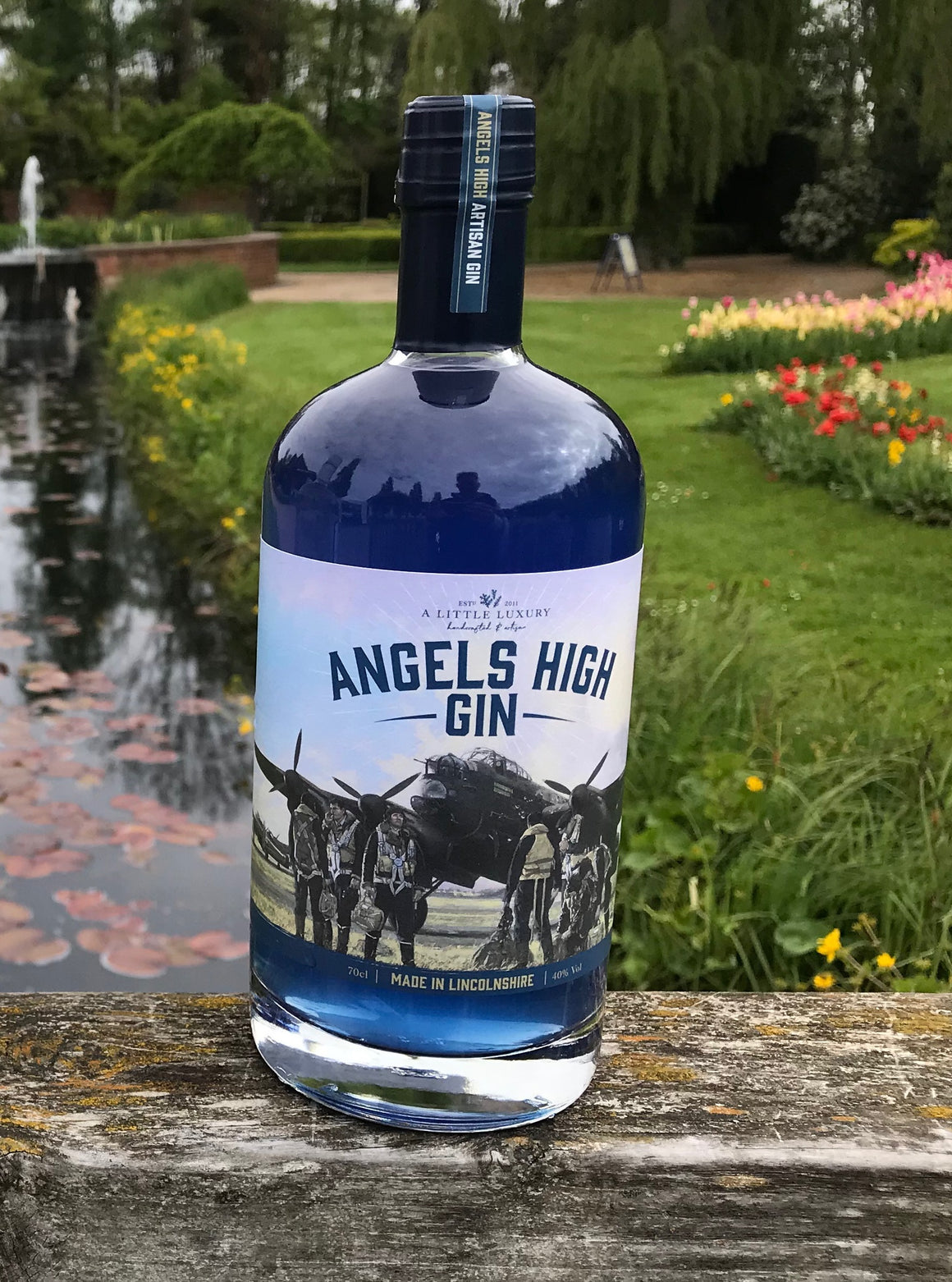 Angels High Gin
