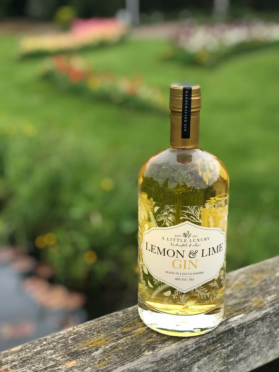 Lemon and Lime Gin