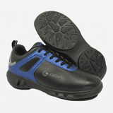 ICECUR MS600 Men's Curling Shoes | double grippers Shoes for Olympic Curling With Reliable Fit for Both Teens & Adults | Featuring Exclusive PTFE, Microfiber Uppers & Thinsulate Ice Protection