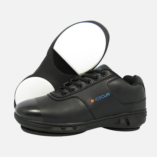 Men's curling shoes rules ice games used suitable for best curlers likes matt hamilton -ICECUR MS450
