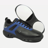 ICECUR MS650 Men's Curling Shoes | Shoes for Olympic Curling With Reliable Fit for Both Teens & Adults | Featuring Exclusive PTFE+ANTEX Grippers, Microfiber Uppers & Thinsulate Ice Protection