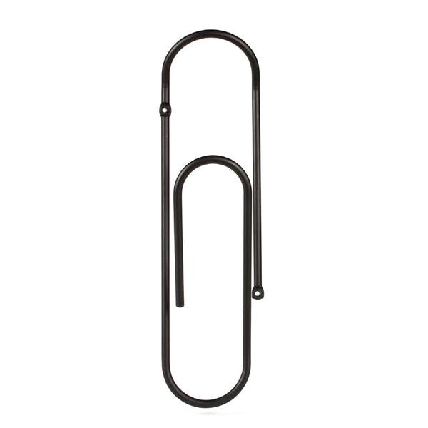 Bendo CLIP Metal Wall Hook  Black