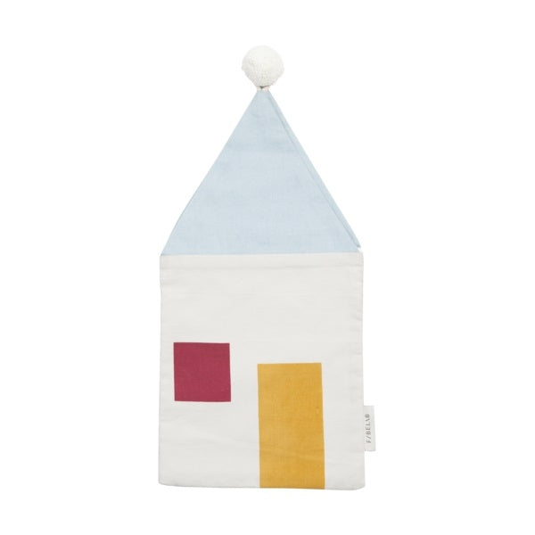 Fabelab Cloth Gift Bag Cosy House