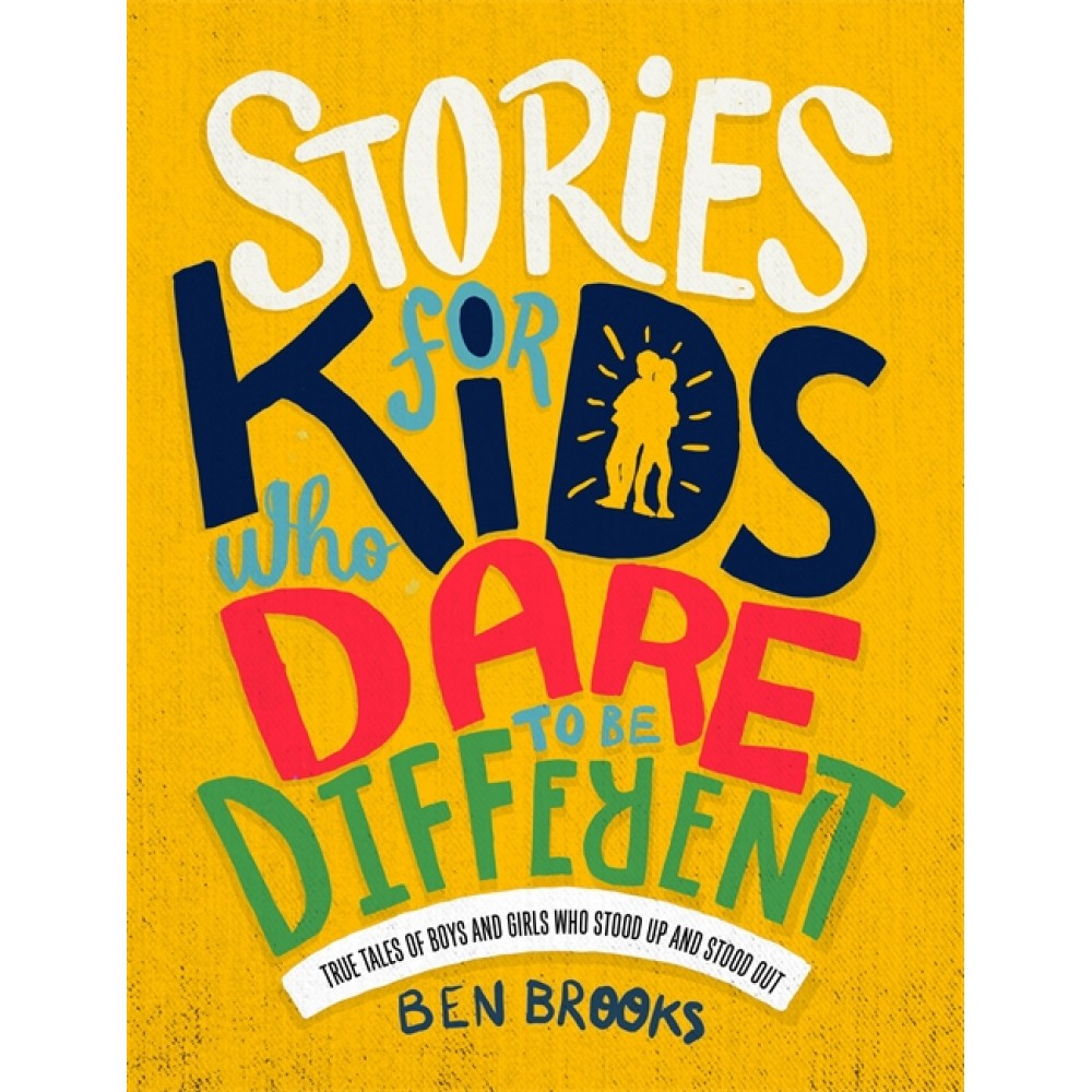 Children's Book Stories For Kids Who Dare To Be Different