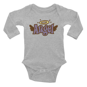 Long Sleeved Baby's Bodysuit