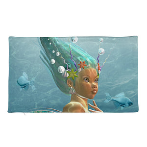 Mermaid Rectangular Pillow Case