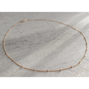 KAHANA BAY SATELLITE NECKLACE