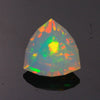 Facated Trilliant Opal Gemstone 5.48 Carats