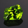 Green FreeformPeridot Gemstone from Pakistan 10.44 Carats