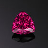 Pink Red Trilliant Cut Umbalite Garnet Gemstone 4.75 Carats