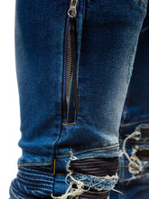Load image into Gallery viewer, Men's Ripped Jeans Street Style 3 Different Colors