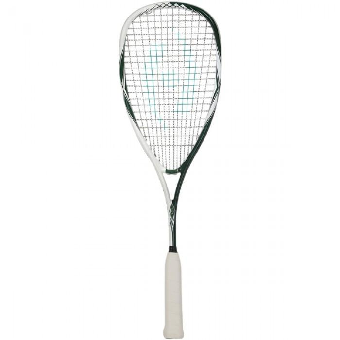 Harrow Blade Squash Racquet in Forest/White - atr-sports
