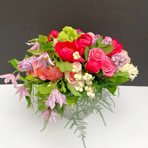 same day delivery flowers nyc peonis manhattan