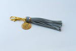 Tassel Key Chain - Double Charm