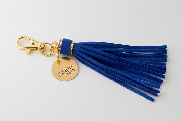 Tassel Key Chain - large