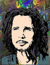 CHRIS CORNELL- Foil Edition