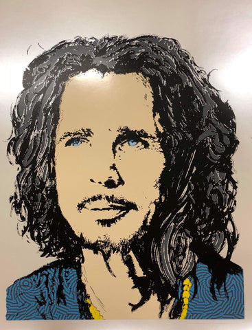 CHRIS CORNELL - Hand Finished Edition