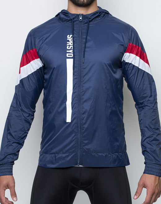Breeze Jacket - Blue