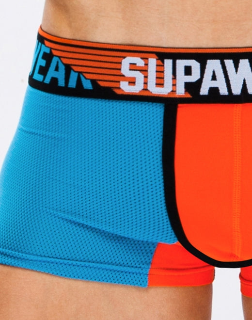 Turbo Trunk Underwear - Nitrous Blue