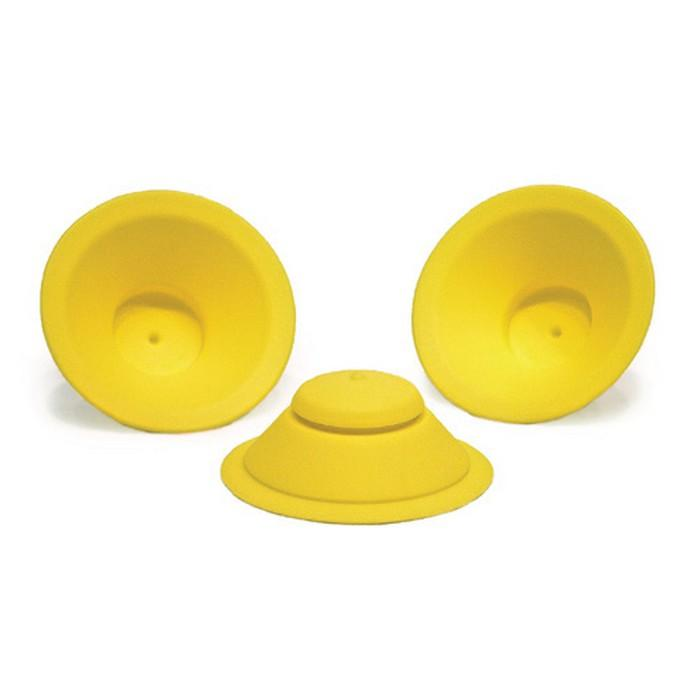 Silicone Replacement Valves Assortment - Yellow