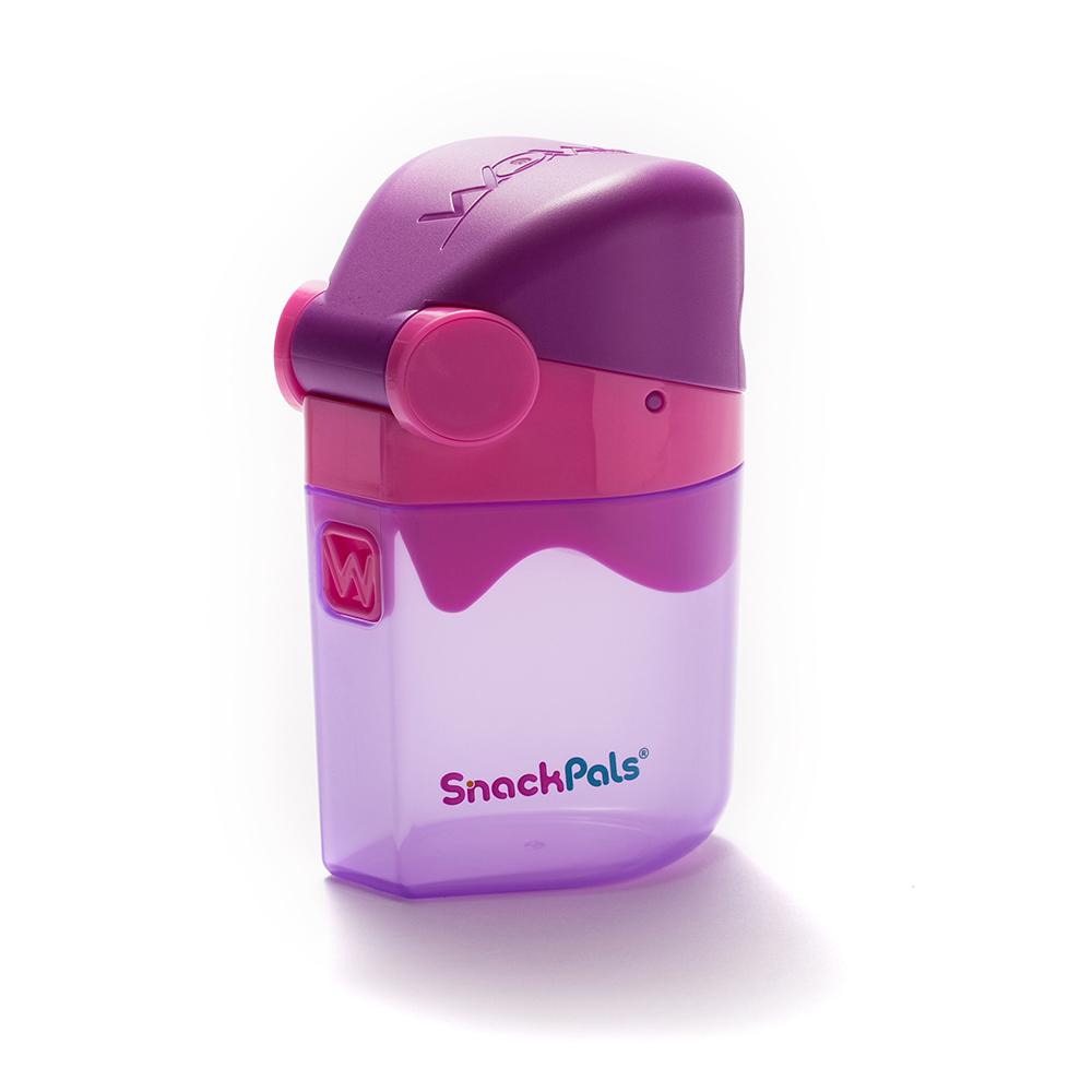 SnackPals Snack Dispenser - Pink Berry