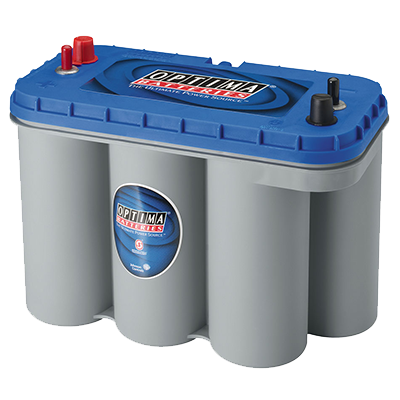 OPTIMA Batteries 8052-161 - D31M Group 31 BLUETOP Dual Purpose (Deep-Cycle & Starting)