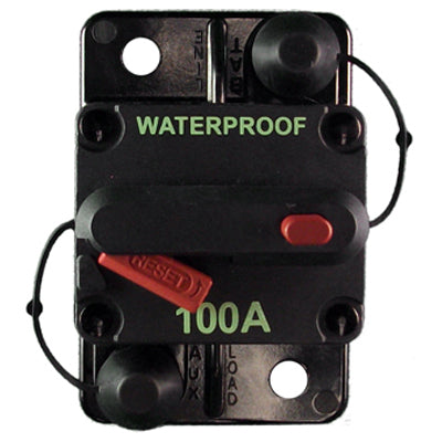 100 AMP TYPE III MANUAL RESET CIRCUIT BREAKERS