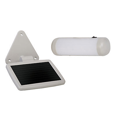 Solar Outdoor Shed Light