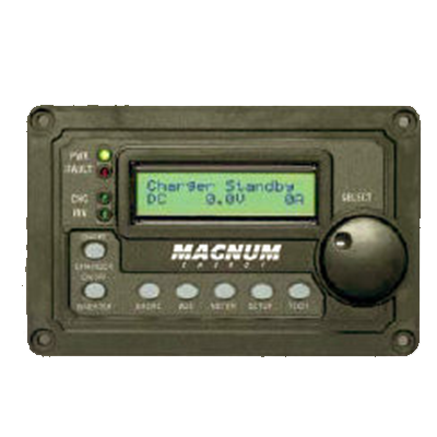 MAGNUM ENERGY DIGITAL LCD DISPLAY UNIT W/50FT CABLE