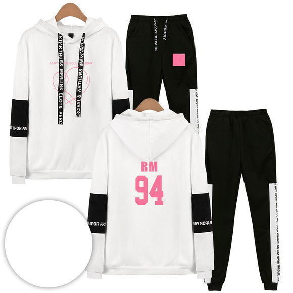 BTS Map Of The Soul Persona RM Tracksuit - Free WorldWide Shipping